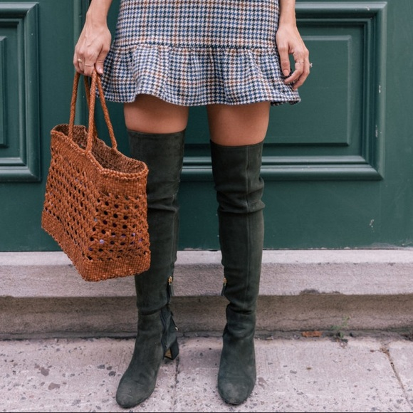 af86c53715a2a7 Tory Burch over the knee boots